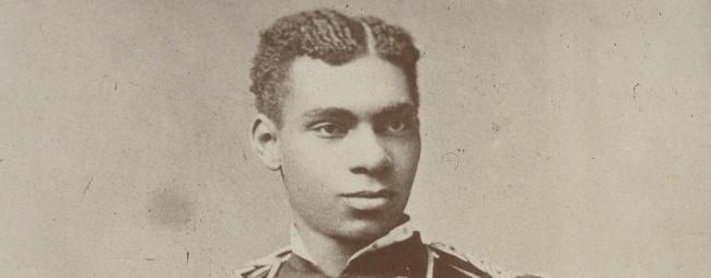 Photo of Lt. Henry Flipper