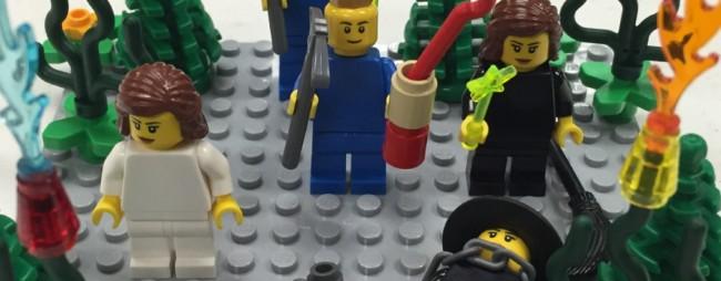LEGO Story Scene