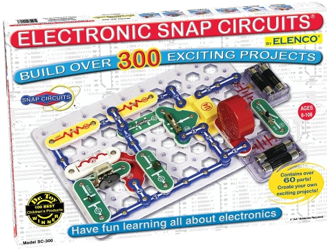 Electronic Snap Circuits Set